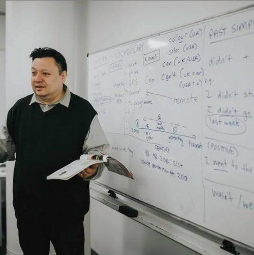 преподаватели в школе SMEAG