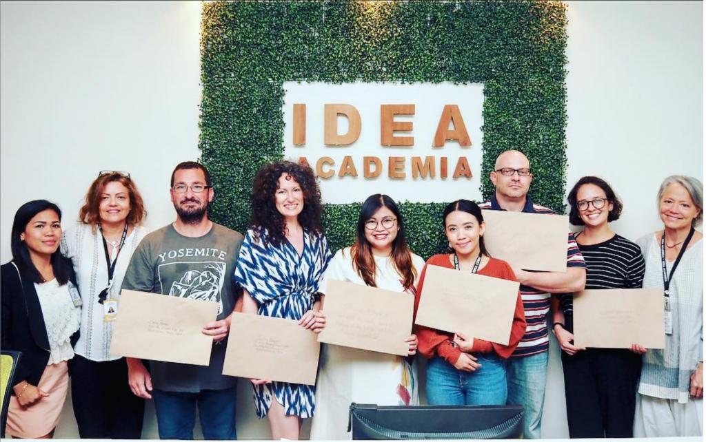 Школа IDEA Academia на Филиппинах