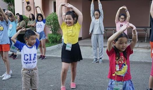 Детский языковой лагерь от школы CIA