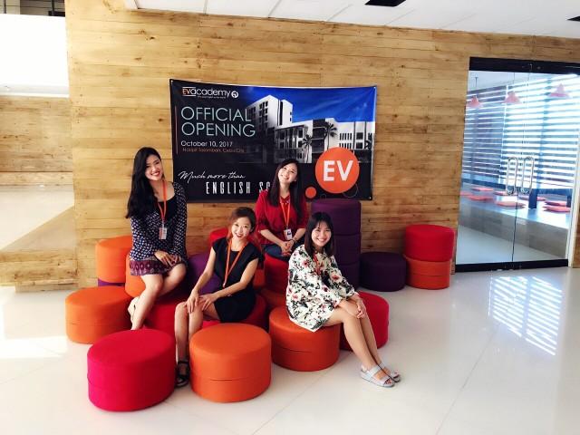 EV Academy. Английский на Филиппинах