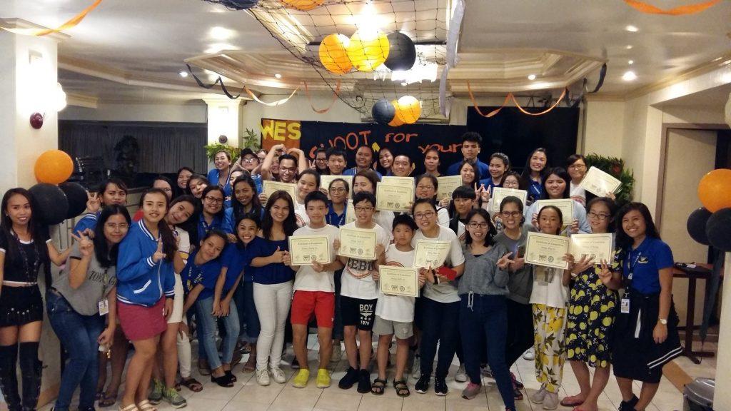 Winning English school. Каникулы на Филиппинах