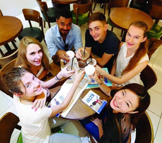 Отзывы студентов о школах английского языка