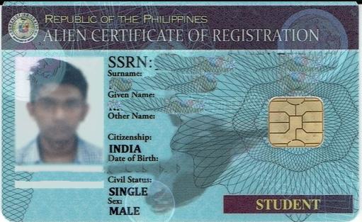 Студенческая виза на Филиппинах